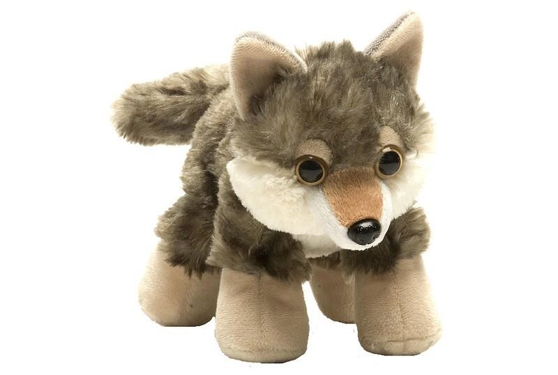 Hug'ems Mini Wolf