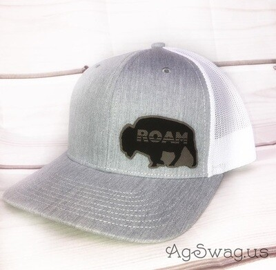 Where the Buffalo Roam Hat