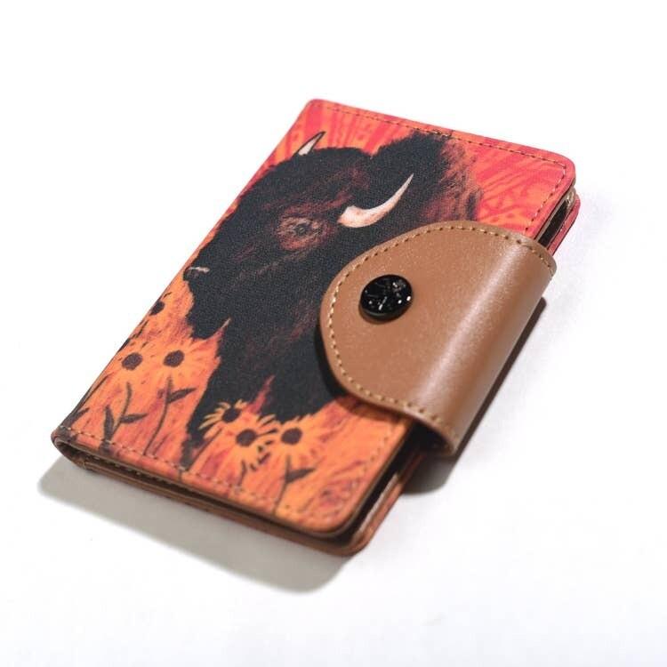Prairie Spirit Snap Wallet