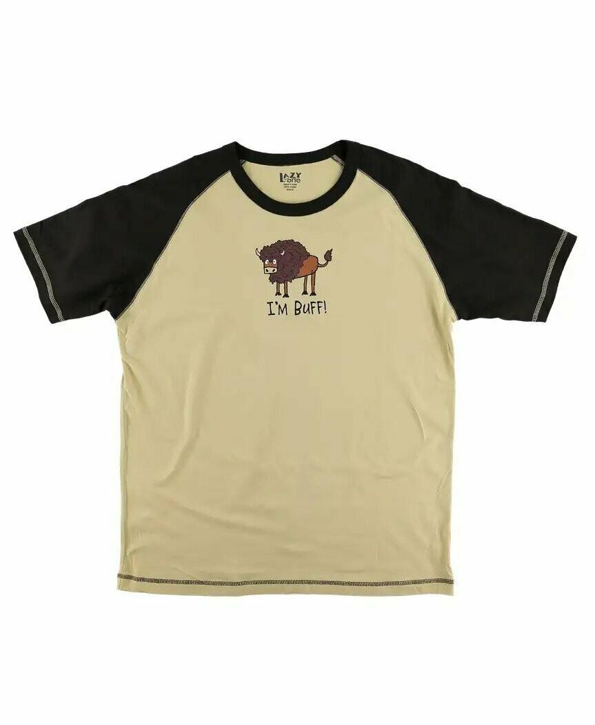 I'm Buff PJ T-Shirt