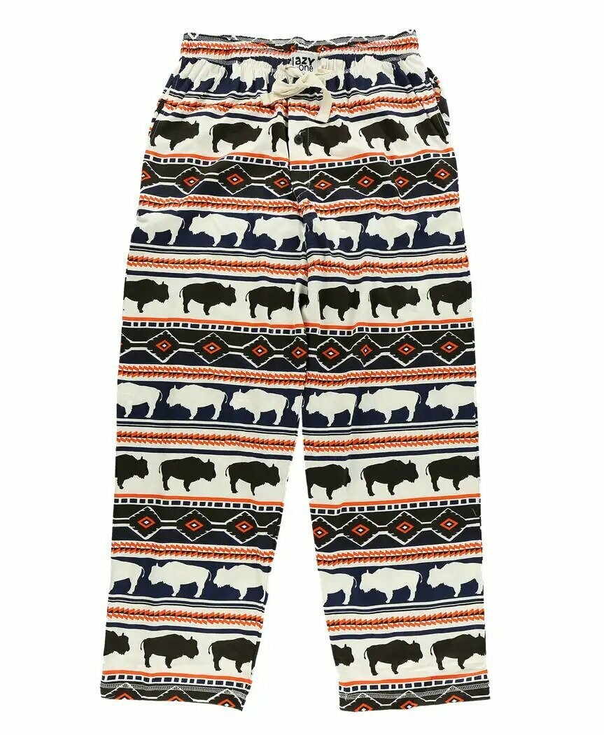 Buffalo Fair Isle Men's PJ Pant