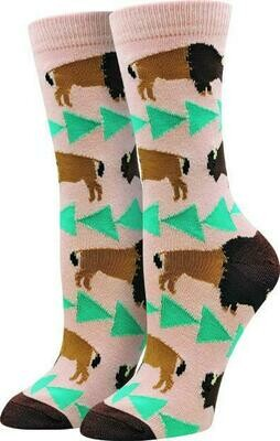 Bison Socks