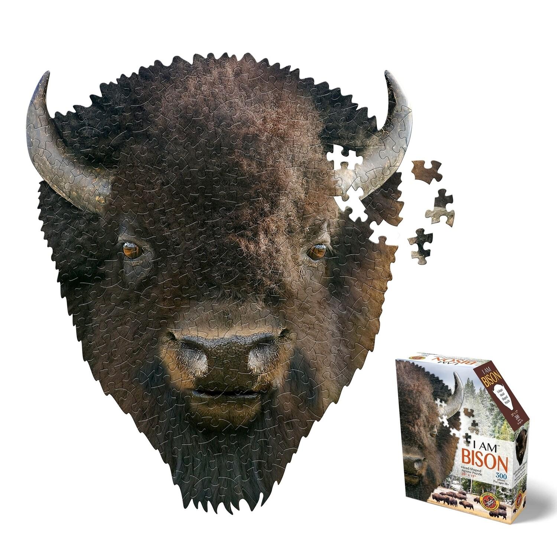 300 Piece I Am Bison Puzzle