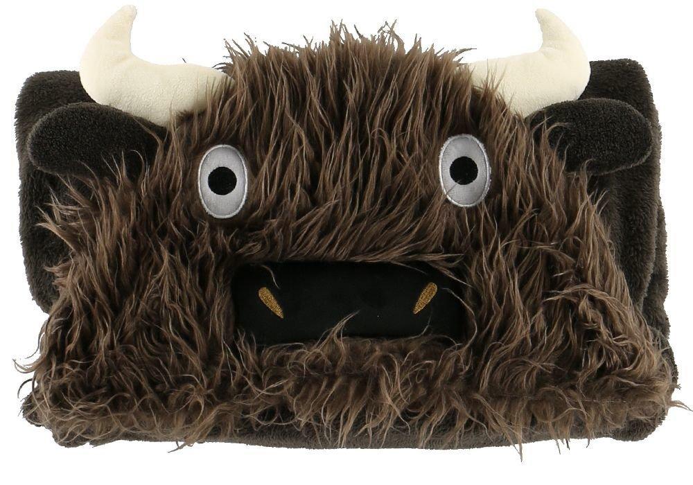 Buffalo Critter Kids Blanket