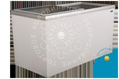 Морозильные лари со стеклянной крышкой  AUCMA SD-600