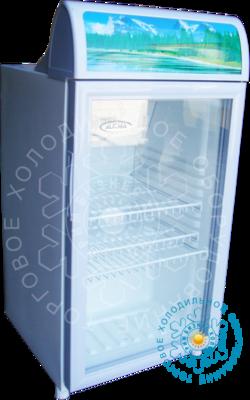 Холодильные шкафы AUCMA SC-115