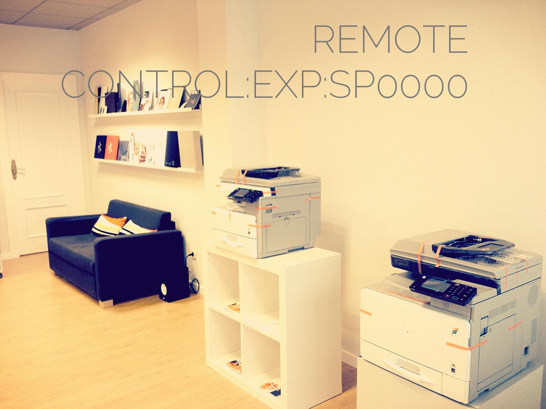 REMOTE CONTROL:EXP:SP0000