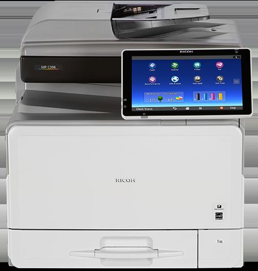 RICOH MP C306. Impresora Multifunción COLOR A4
