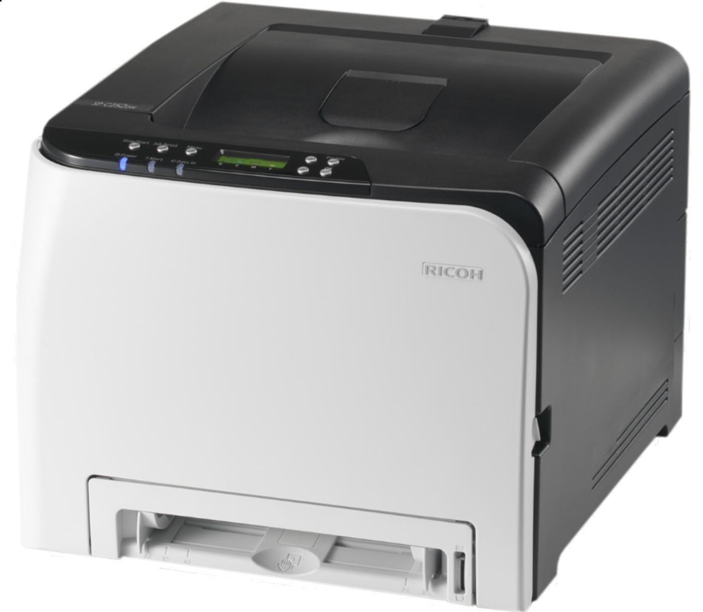 RICOH SPC240DN, impresora COLOR
