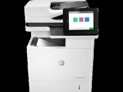 Impresora Multifunción BN HP LaserJet Managed E62555
