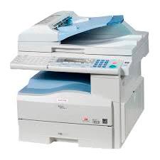 Alquiler fotocopiadora multifunción A4 BN RICOH 161SPF