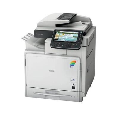 Alquiler fotocopiadora multifunción A4 COLOR RICOH MPC300