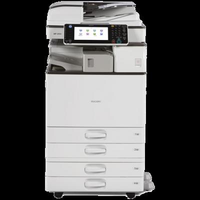 Alquiler fotocopiadora multifunción A3 COLOR RICOH MP C2003