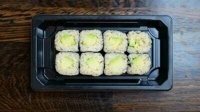 Avocado Roll (Vegetarian)