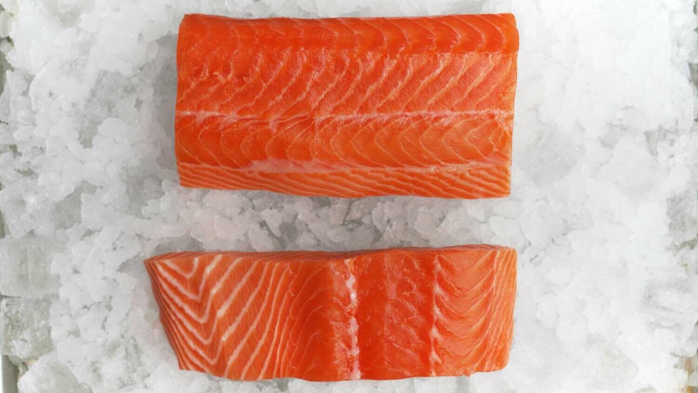 Sashimi Quality Salmon Fillet