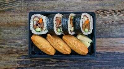 Sukeroku Vegetarian Sushi Set (Vegetarian)