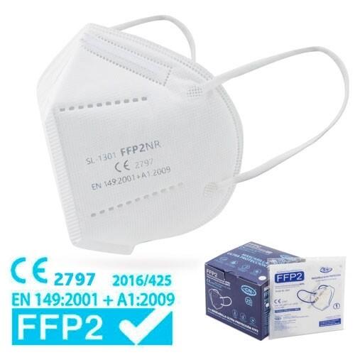 FFP2 Schutzmaske | Mund- & Nasenschutz | verschiedene Farben
