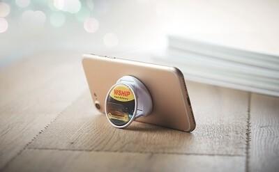 Faltbare Smartphone-Halterung