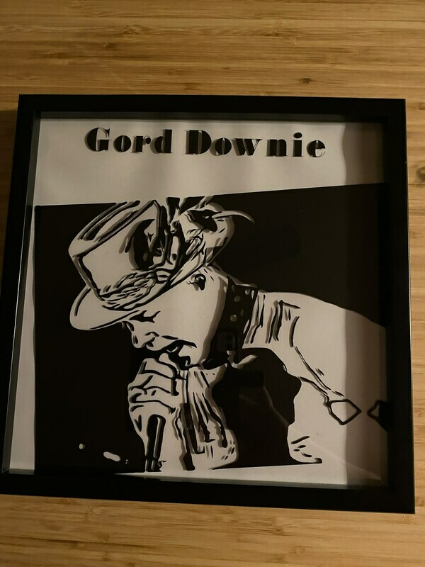 Picture of Gord Downie