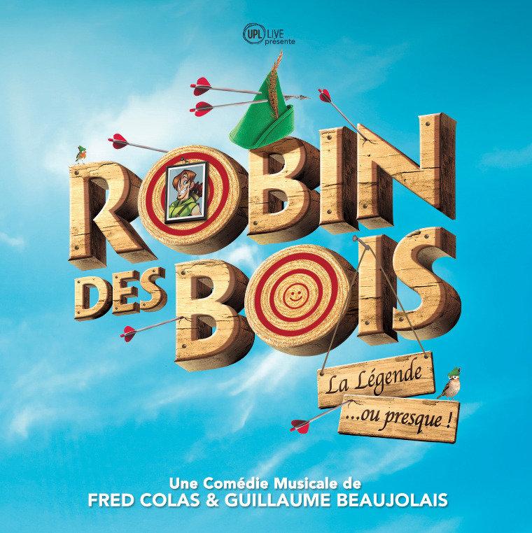 Album CD Robin des Bois : La Légende... ou presque !