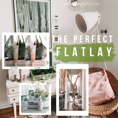 The Perfect Flatlay Lightroom Presets