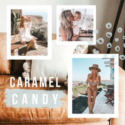 Caramel Candy Lightroom Presets