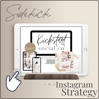 Sidekick - Instagram Strategy Bundle