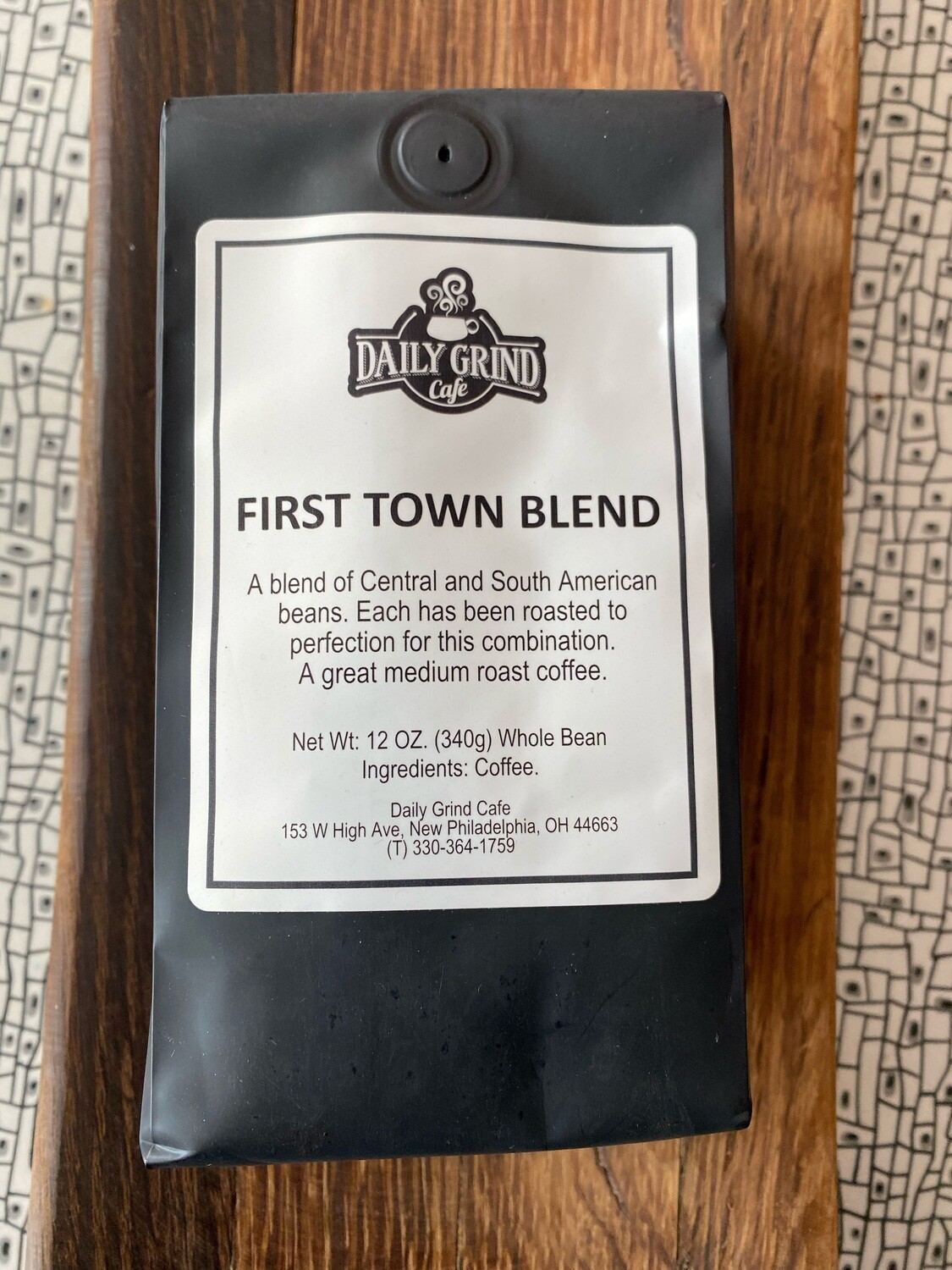 First Town Blend Coffee