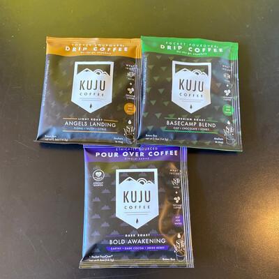 Pour Over/Drip Single Serve Kuju Coffee