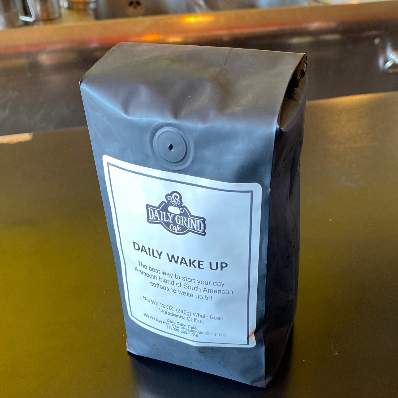 Daily Wake Up Coffee