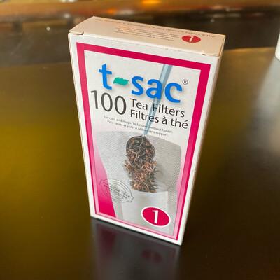 T-Sac Tea Filter Bags