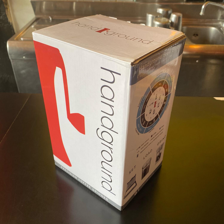 HandGround Precision Coffee Grinder