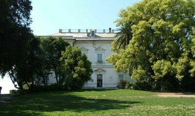 Museo arte contemporanea - Villa Croce