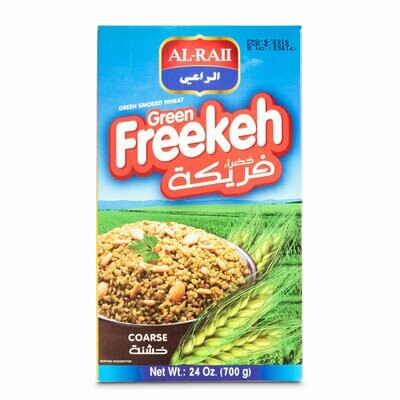 Freekeh - Green coarse wheat