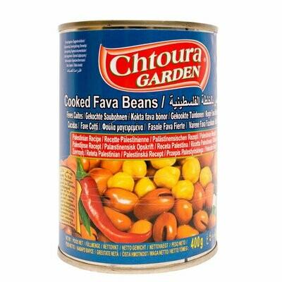 Fava Beans - Palestinian Recipe