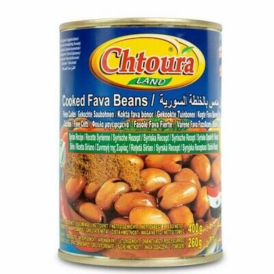 Fava Beans - Syrian recipe