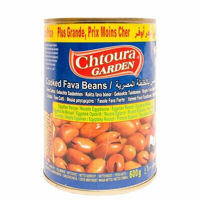 Fava Beans – Egyptian recipe