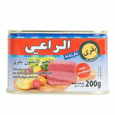 Luncheon - Beef meat (Halal)