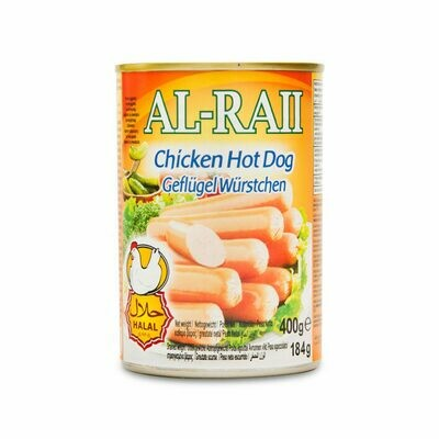 Chicken Hotdogs (Halal)