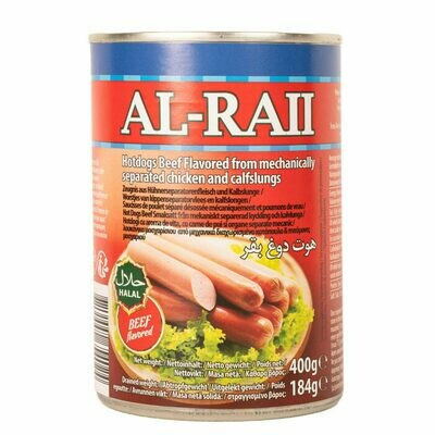 Beef Hotdogs (Halal)