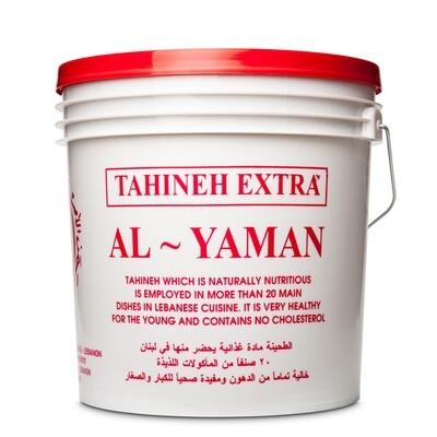 Tahini – sesame paste - Al Yaman