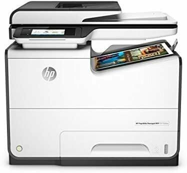 HP COLOR MFP P57750DW