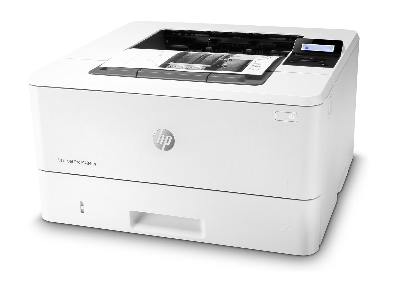 Impresora BN HP LaserJet Pro M404dn