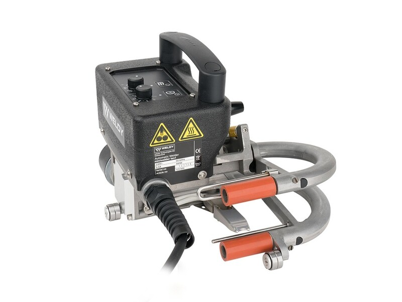 Сварочный автомат MINIWELDER TEX2, 20 мм, нержавеющая сталь, для ПВХ