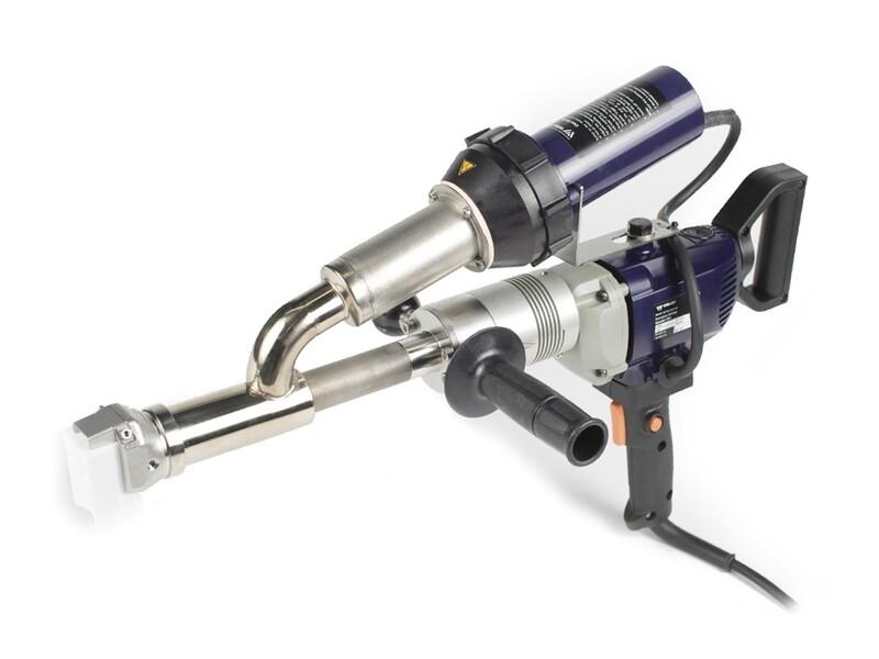 Ручной сварочный экструдер Booster EX3 (Бустер EX3)