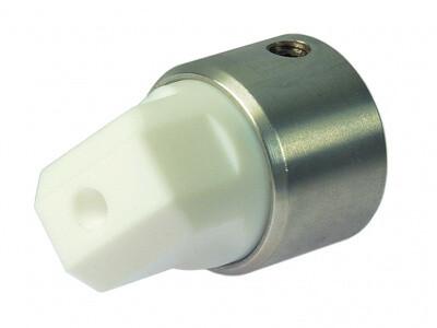 Насадка Leister Угловой шов 12 мм для Weldplast S1