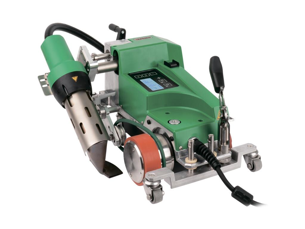 Сварочный автомат горячего воздуха UNIPLAN 300 (для сварки внахлест пленок и ПВХ-тк)