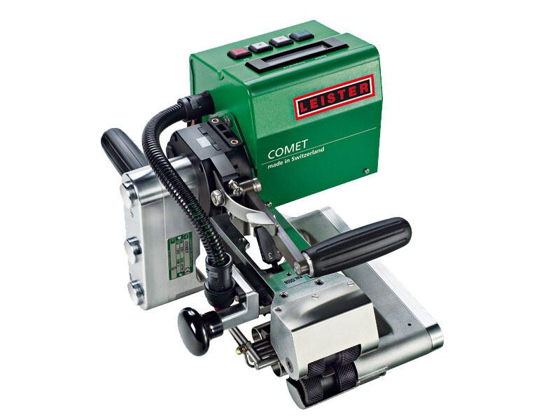 Сварочный автомат горячего воздуха COMET 50 мм для ПЭ с проверочным каналом