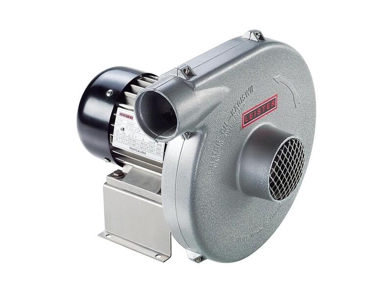 Вентилятор среднего давления SILENCE с конденсатором