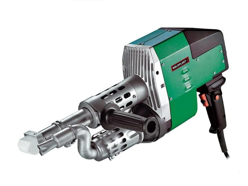 Ручной сварочный экструдер WELDPLAST S4 (Велдпласт S4)